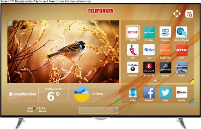 D65U600M4CWI TELEFUNKEN LED TV képe